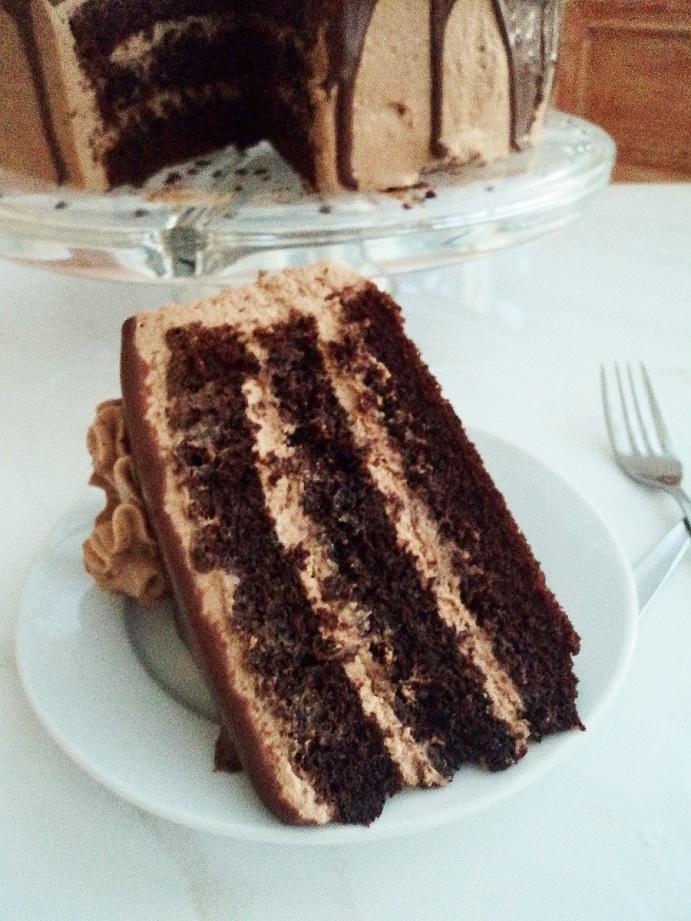 hazelnut praline cake 6